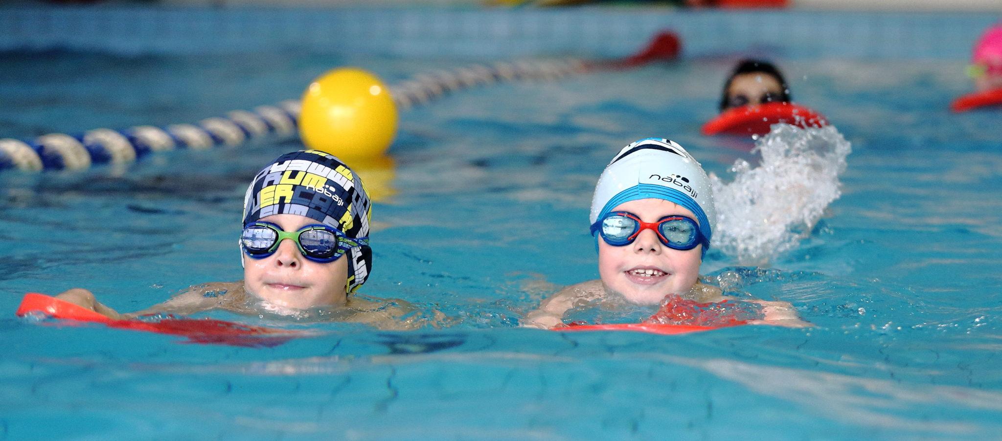 Плавание, 1 занятие в неделю. Малый бассейн