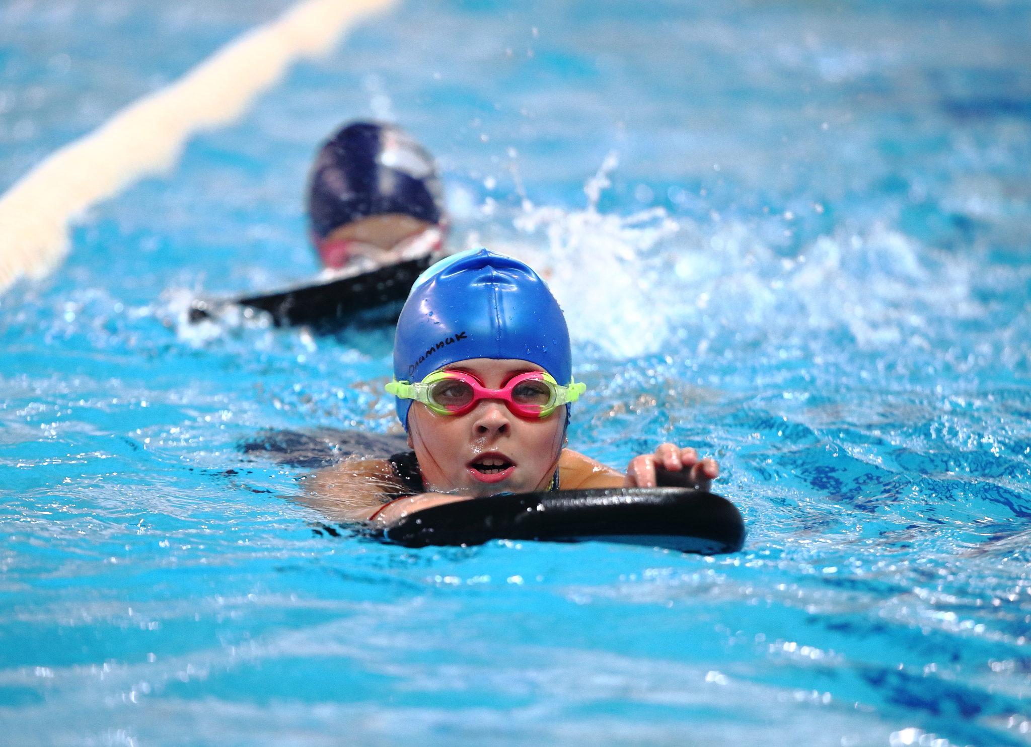 Плавание, 1 занятие в неделю
