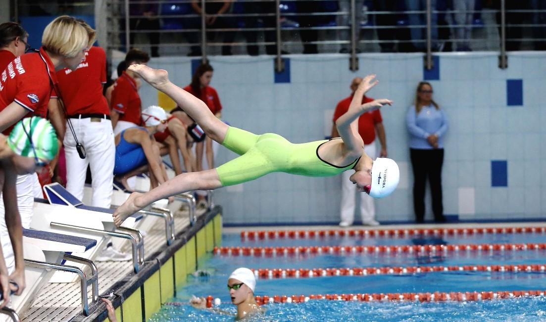 Финал Кубка Москвы по плаванию