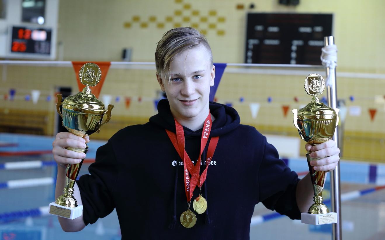 Никита Пчелин – победитель III этапа Кубка Москвы