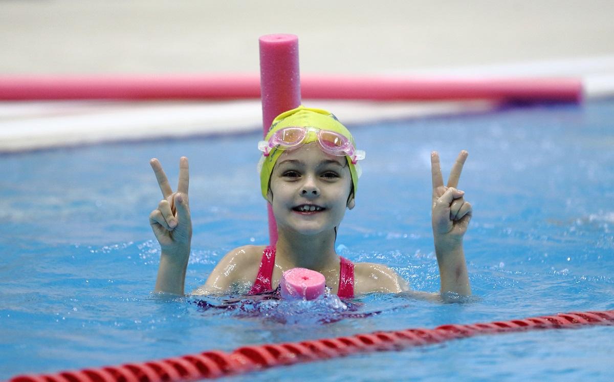 Школа Плавания в «Парке Легенд»