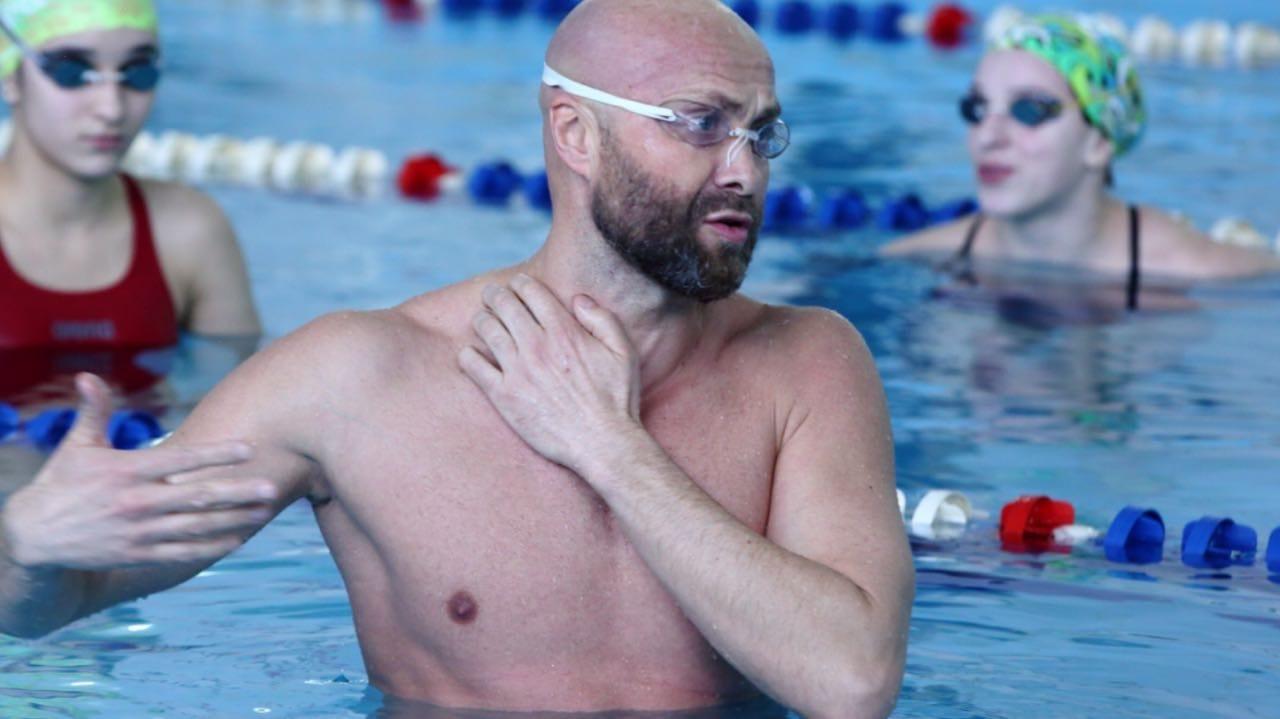 Тренировочные сборы с Владимиром Сельковым