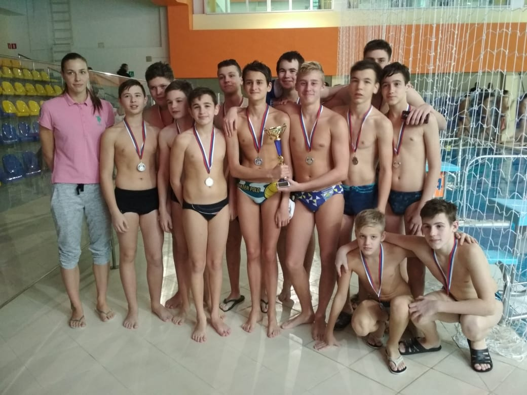 Команда «Янтарь» взяла серебро в Красногорске