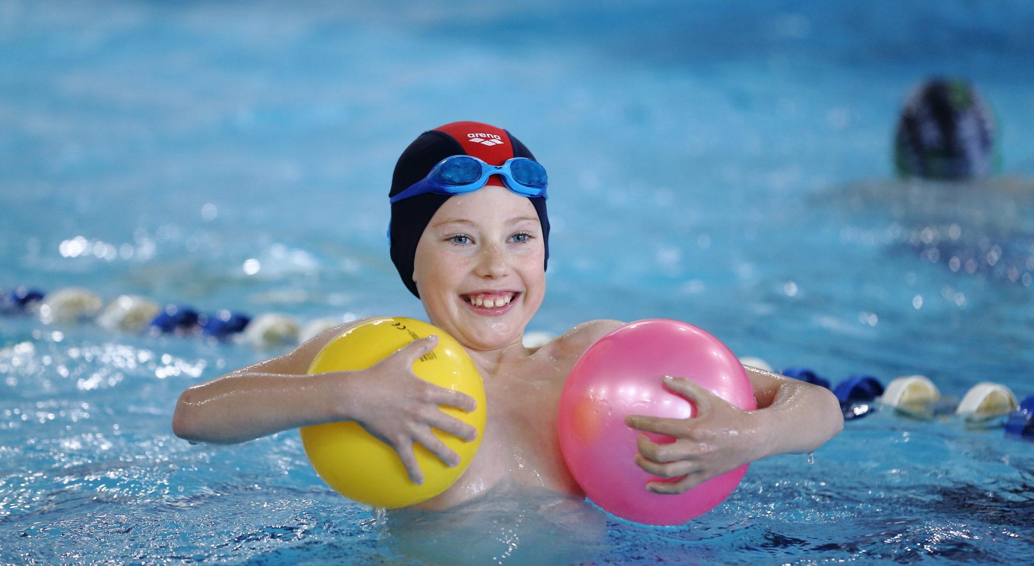 Занятия для не умеющих плавать