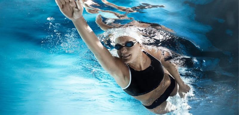 Плавание для взрослых (спорт). 2 тренировки в неделю