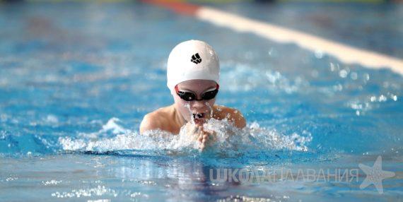 Плавание.  Спортивные группы. 2 тренировки в неделю