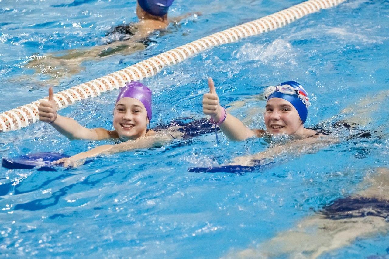 Открытые уроки в Школе Плавания Mad Wave