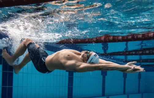 Плавание для взрослых. 2 занятия в неделю Большой бассейн