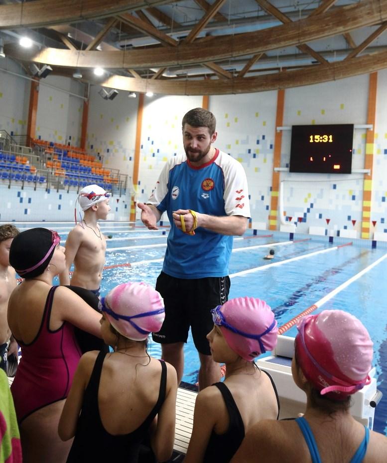 Тренировочные мероприятия с Евгением Лагуновым в Москве